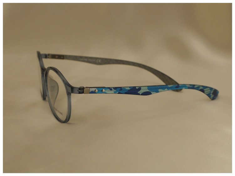 pair of lightweight reading glasses with carbon fibre temples