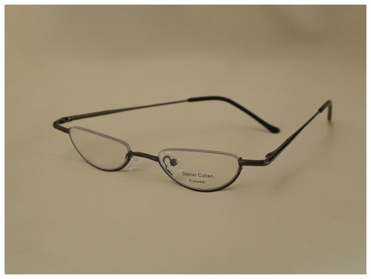 half-moon reading glasses