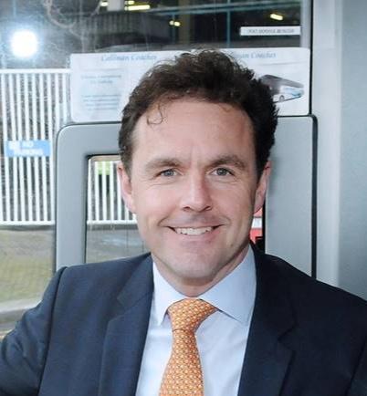 David Conway, Managing Director