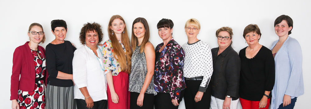 YWCA Queensland Board 2016