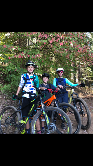 Freedom Riders MTB and FATRAC team up to celebrate mountain biking with our favorite humans….our kids!! -