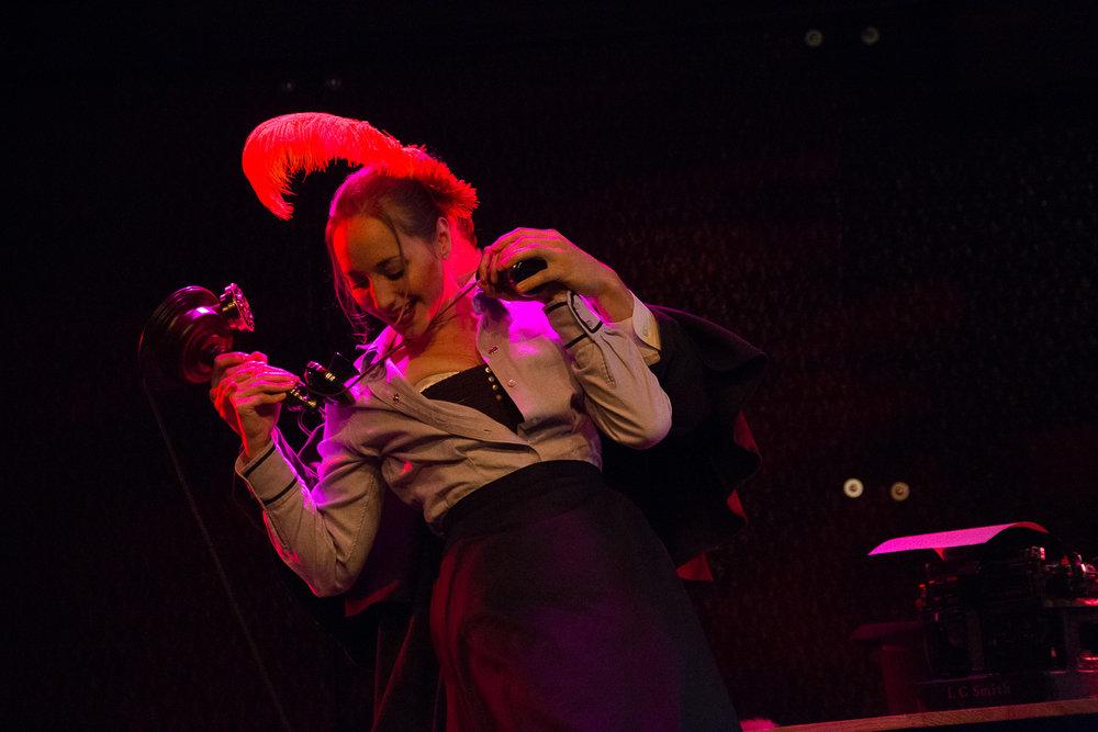 Dina Cataldi. Photo by Theik Smith.