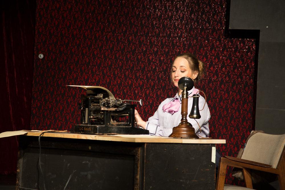 Dina Cataldi.Photo by Theik Smith.
