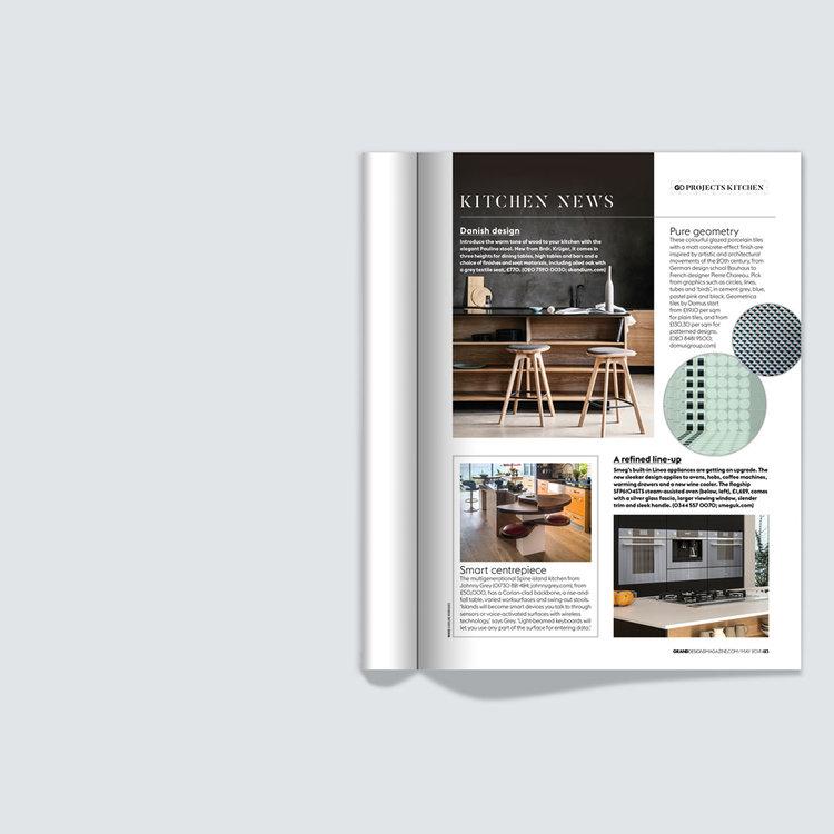 GRAND DESIGNS — Tony Peters Design