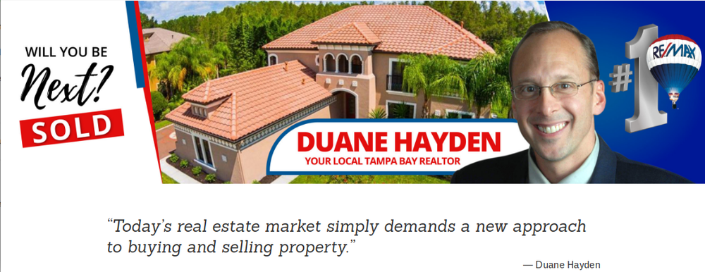 Duane Hayden website