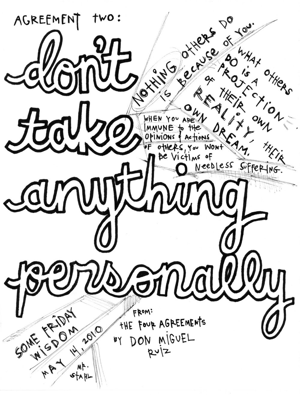 the-four-agreements-do-not-take-anything-personally