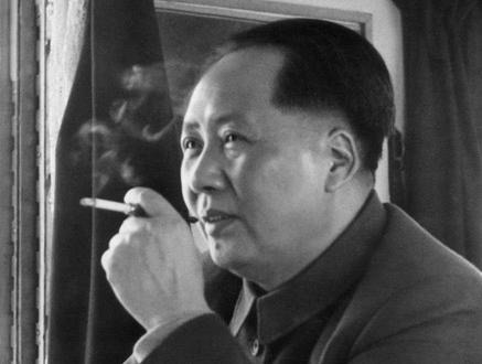 Mao Zedong, a man who counted his successes in terms of how many millions of people died as a result