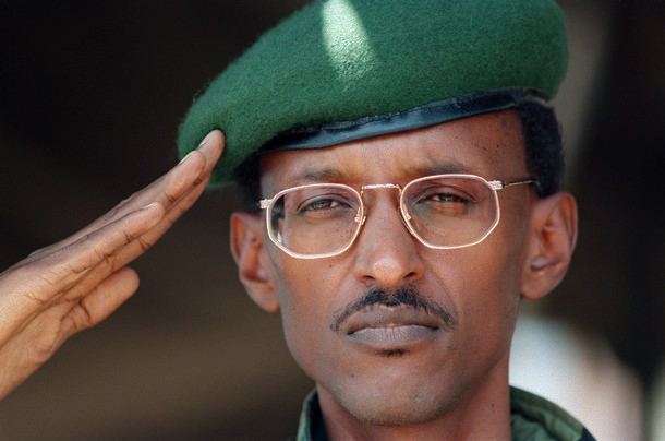 Paul Kagame's RPF stood against the genocide - but they were only present in a small part of the country