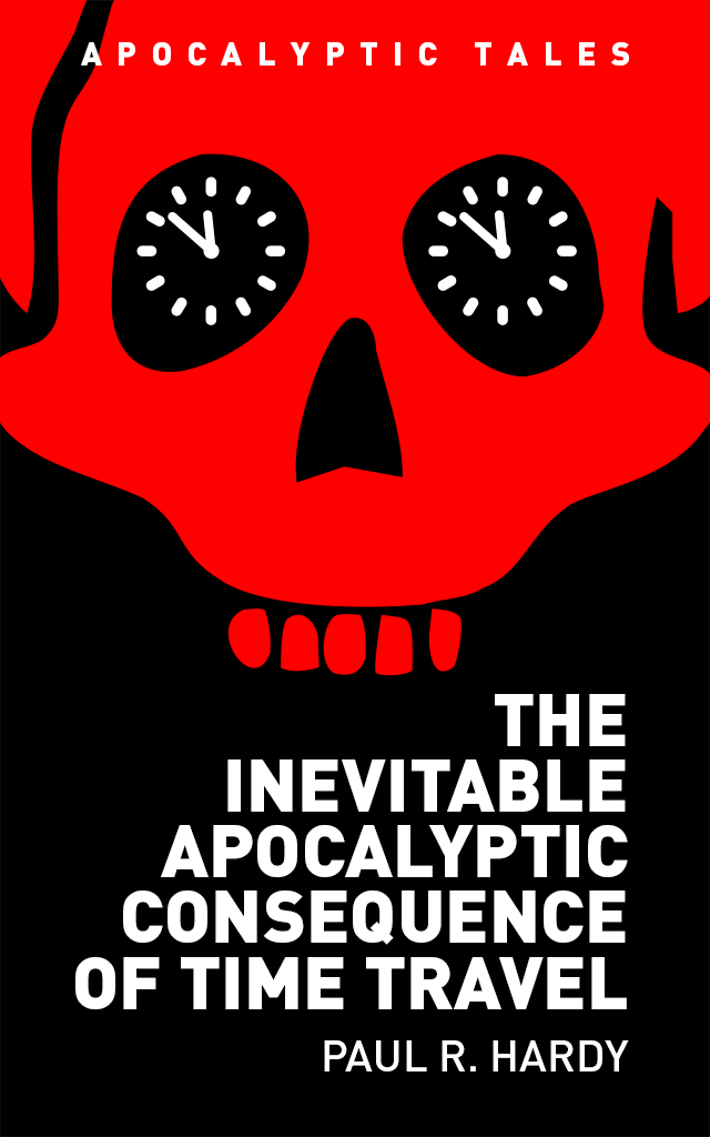 THE INEVITABLE APOCALYPTIC CONSEQUENCE OF TIME TRAVEL - NOVELLA - 19,000 WORDS Celtic Britain in the year 72. The Abbasid Caliphate in the year 803. The Empire of Japan in the year 1940. The Republic of India in the year 2025.Time travel isn't discovered once. It happens four times in human history. And every time, it is used as a weapon of war: to spy on the enemy, to predict their plans, to sabotage their strategy – or to send assassins to kill their leaders before they can act.But in every instance, the final act of escalation is against the person who discovered time travel in the first place. They will be aided by those who will benefit from the invention – and attacked by those who will suffer.Sooner or later, the outcome will be inevitable…