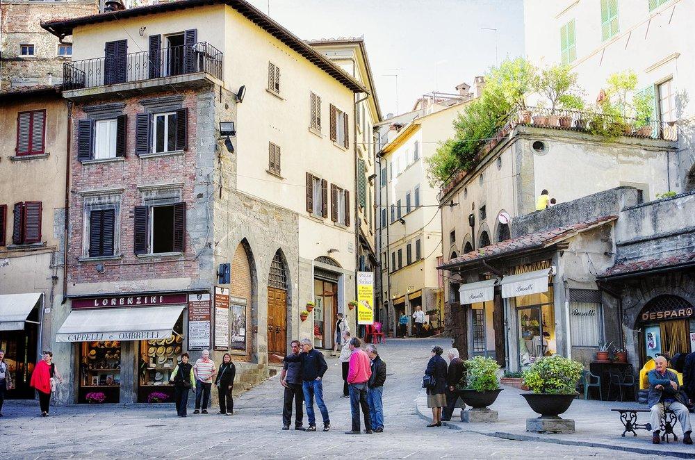 Tuscany #2710