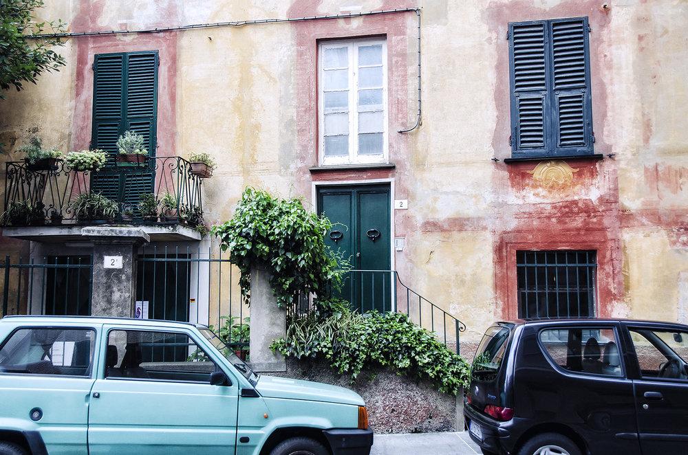 Tuscany #7467