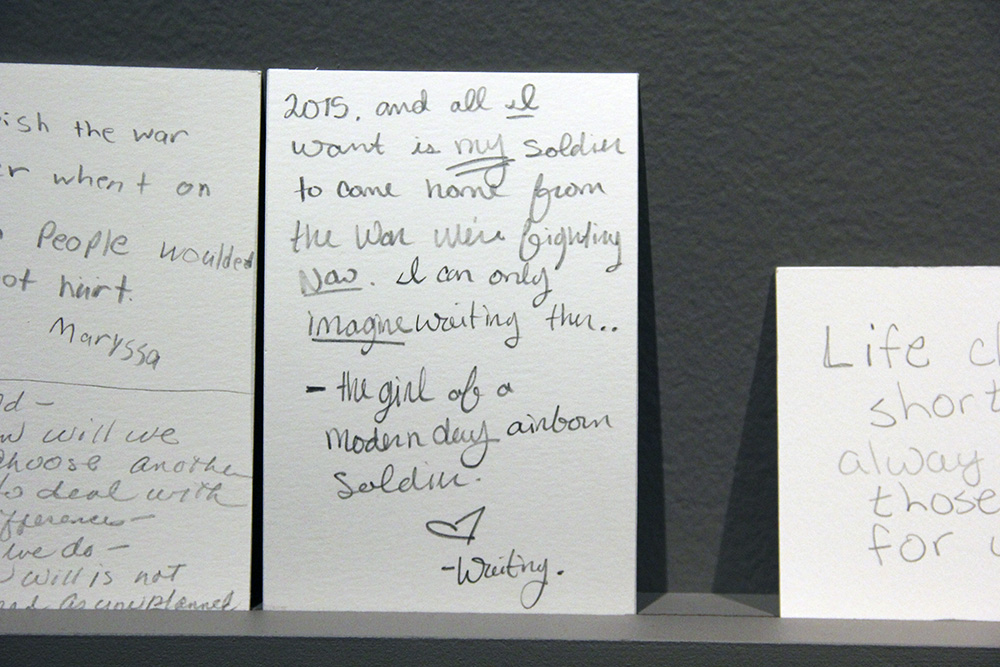 Exhibition Visitors Comments