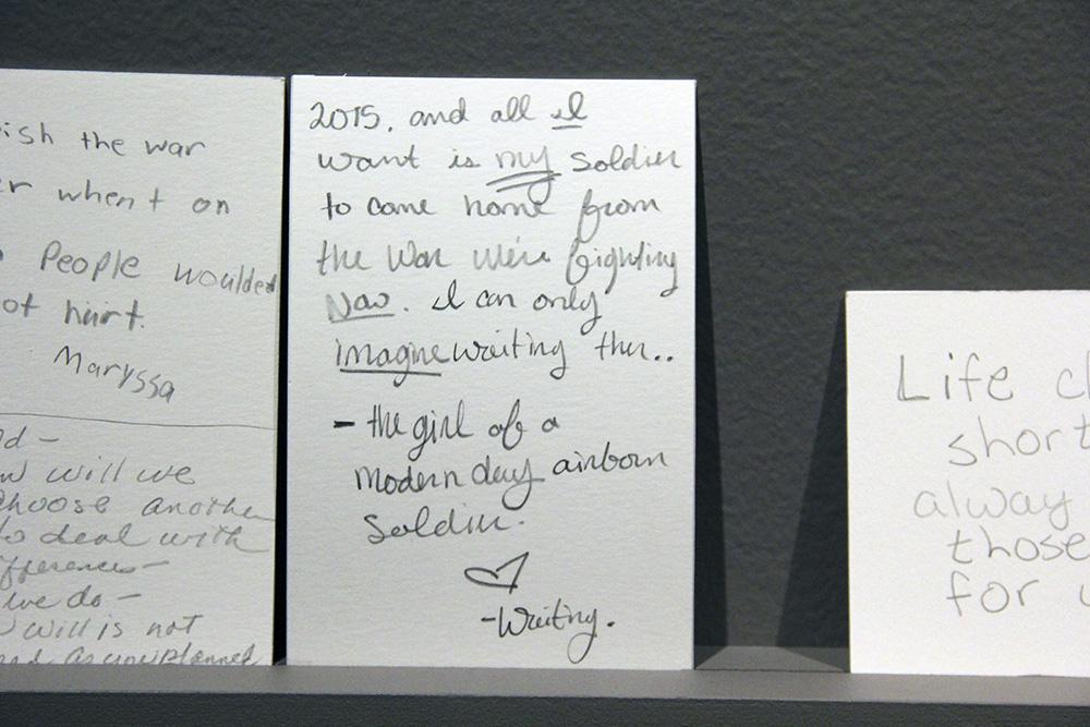 Exhibition Visitors Comments