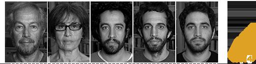 2014. Diego, Susy, Nicolas, Matias, Sebastian.