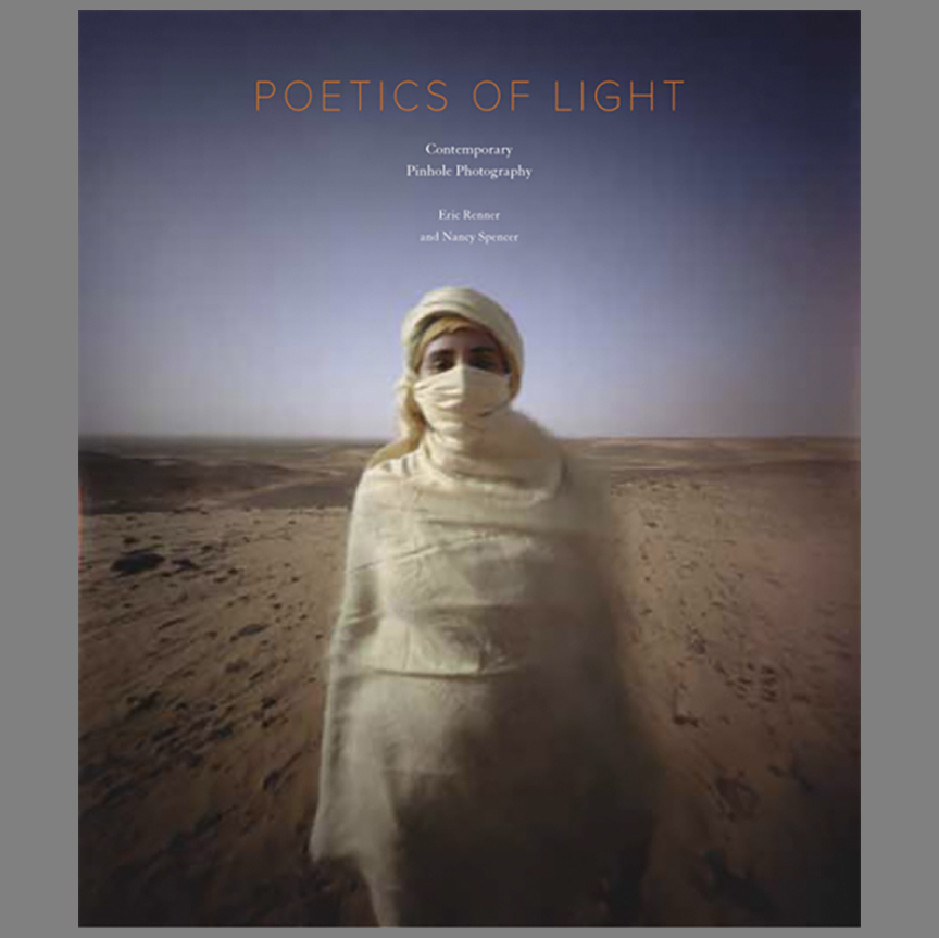 "Book Review of Poetics of Light: Contemporary Pinhole Photography Los Angeles Times, ""'Poetics of Light': Gauzy Dreams Through a Pinhole"", by Craig Nakano, May 25, 2014 Review of book by Eric Renner & Nancy Spencer Includes photographs by Jane Alden Stevens"