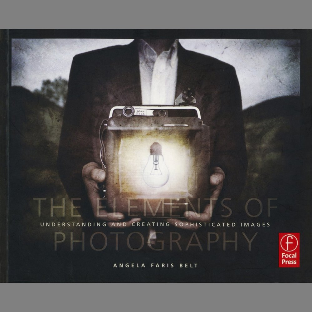 Images Published in Book   The Elements of Photography, 1st edition, b y Angela Faris Belt, Focal Press, 2008 Portfolio of prints from the  Tears of Stone: World War I Remembered  project, including a statement about the work and info on the technical process