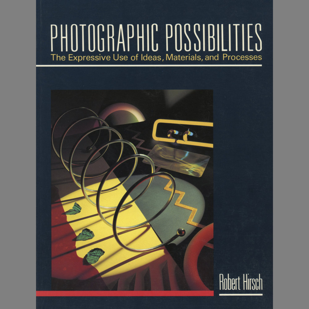 Image Published on Back Cover of Book Photographic Possibilities, 1st ed., by Robert Hirsch, Focal Press, 1991 Image used on back cover of book about alternative approaches to photography