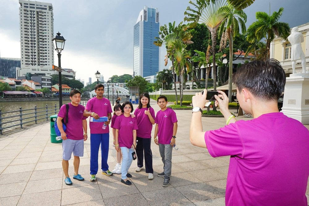 team building programmes singapore
