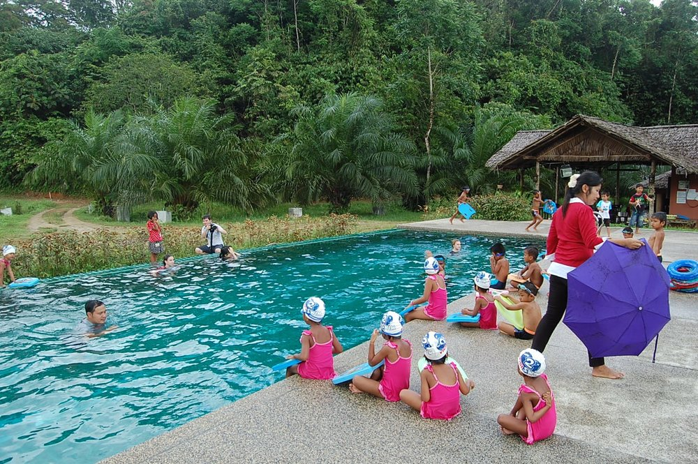corporate csr trip - phuket