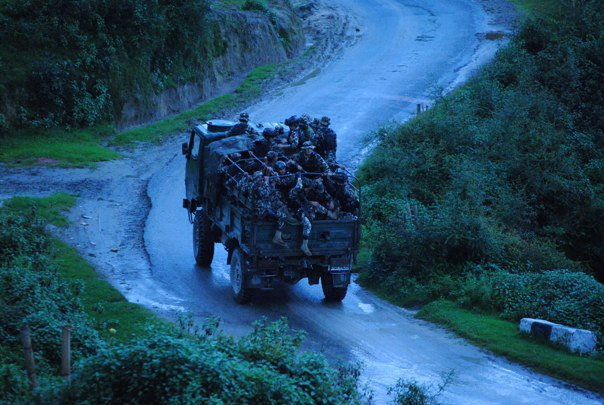 Reporting on Maoist ex-combatants in Nepal