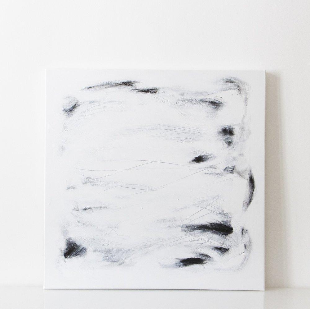 PURO | 029  2016 acrylic on canvas 90 x 90 cm | SOLD