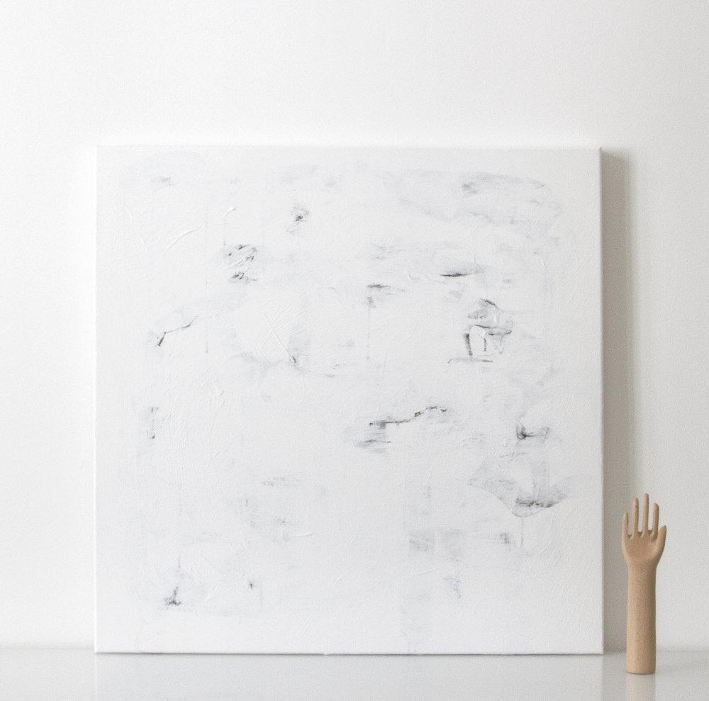 SATU | 024  2016 acrylic on canvas 90 x 90 cm | 600e | for sale