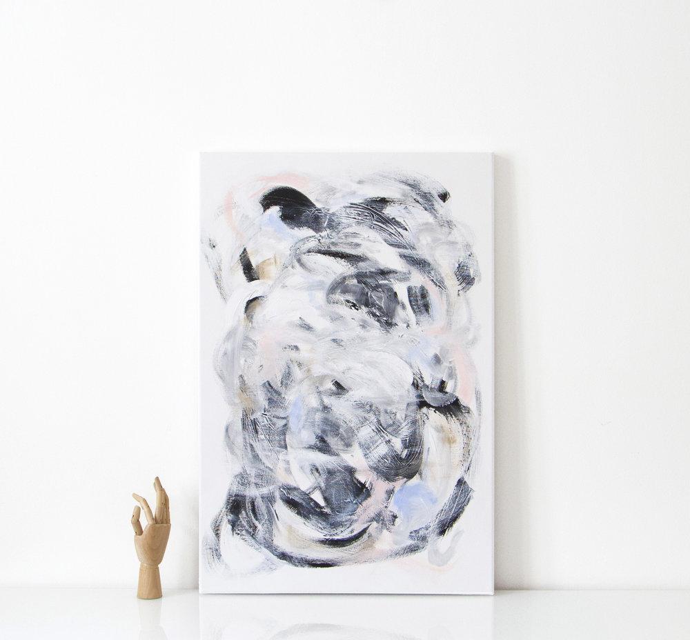 keto | 023 2016 acrylic on canvas 60 x 90 cm | for sale