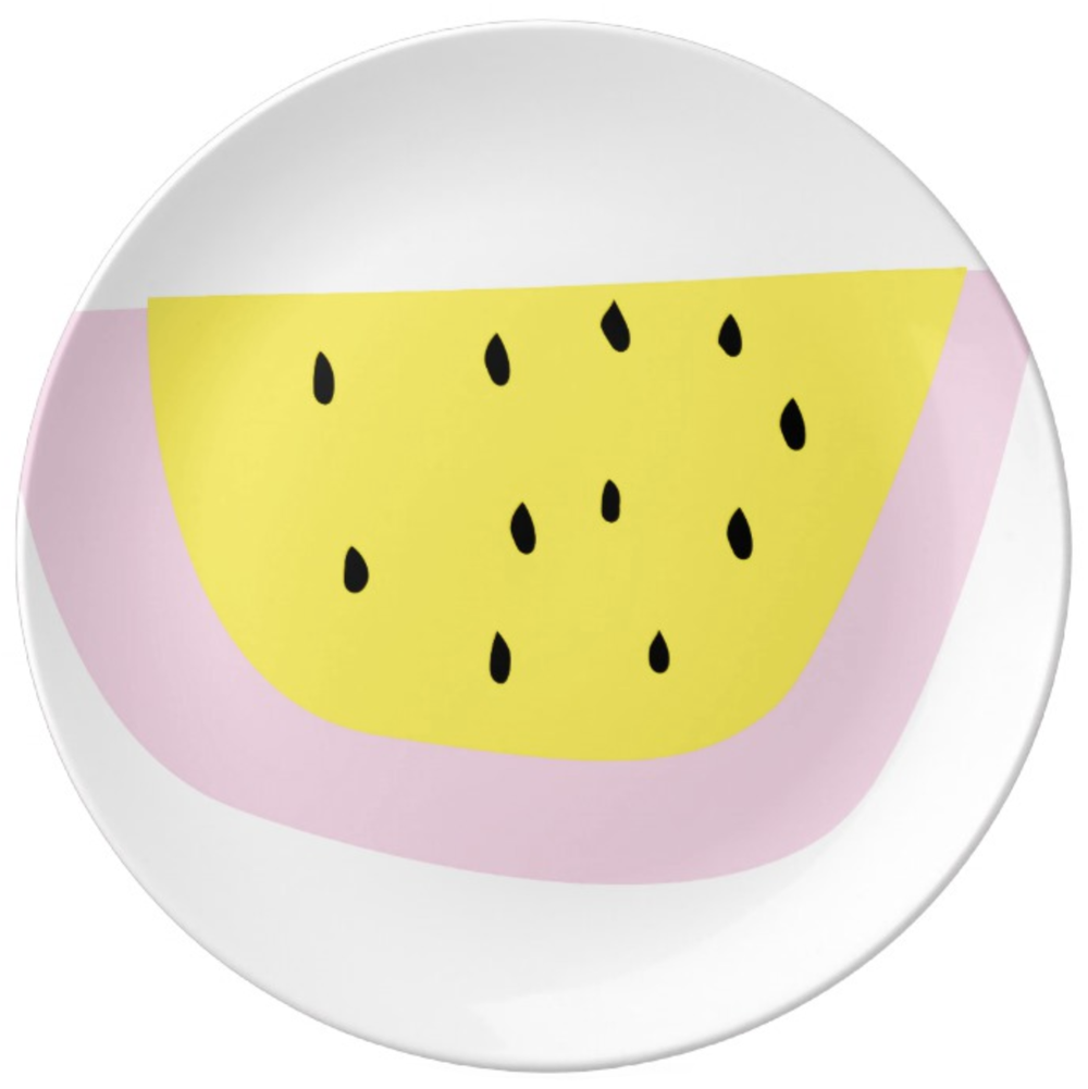 SUPERCUTE tray,  melon