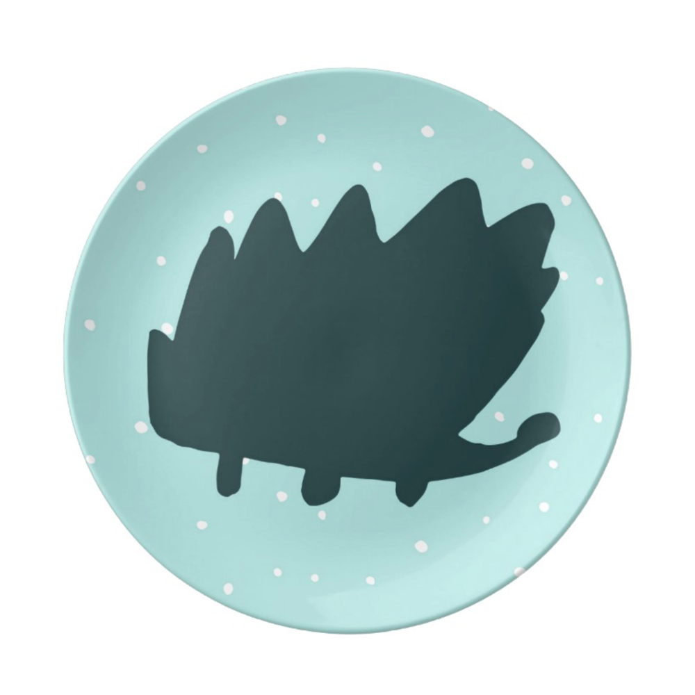 ISLET hedgehog,  tray, mint