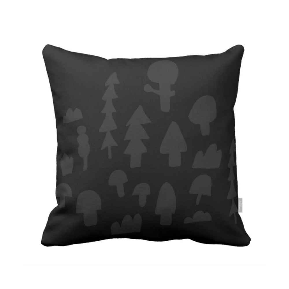 ISLET trees,  pillow