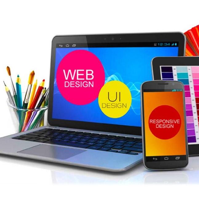 WEB DESIGN & DIGITAL MARKETING -
