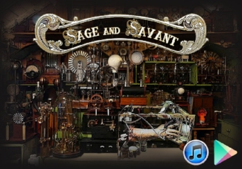 The Steampunk Adventures of Doctor Sage and Professor Savant