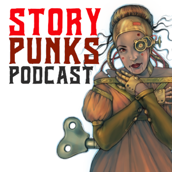 "The Storypunks Podcast and community unites ""punk"" readers across many distinct yet related science fiction and fantasy sub-genres"