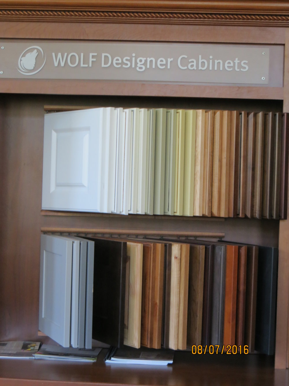 Cabinets & Hardware - WOLF CabinetsHardware selectionPlumbing fixture selection