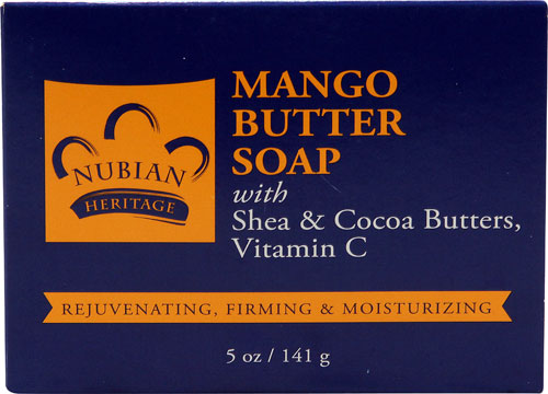 Mango, Shea & Cocoa butter Soap