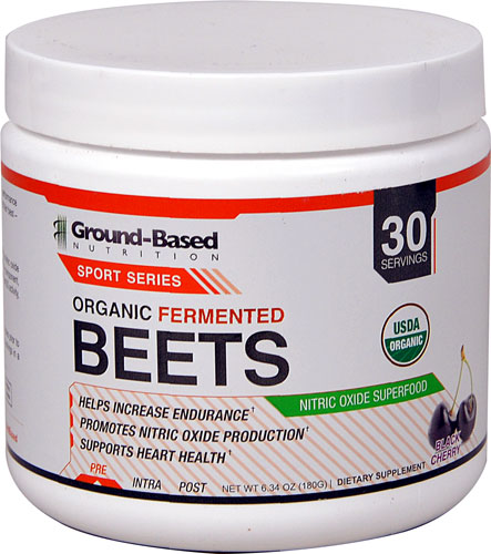 Organic Fermented Beets (BCAA's)