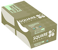 Square bar protein bar