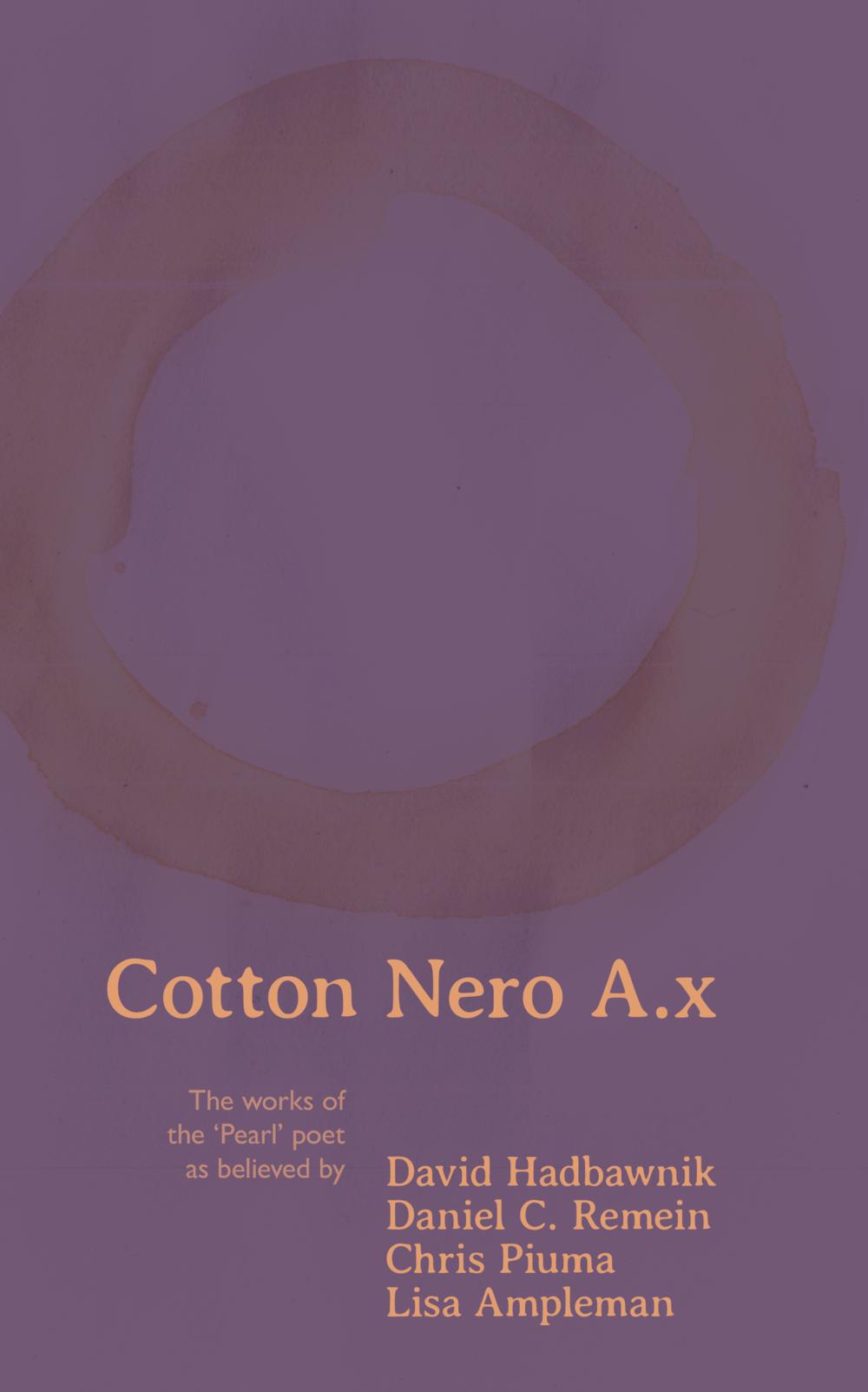 Cotton Nero A.x / Hadbawnik, Remein, Piuma, Ampleman