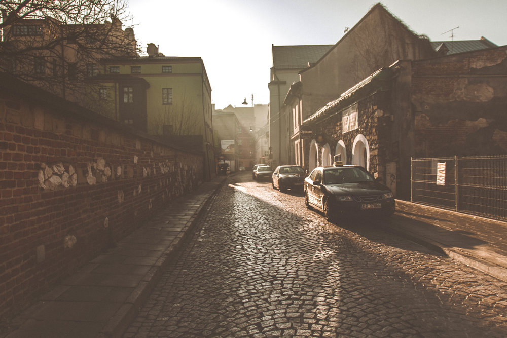 Jewish Quarters -