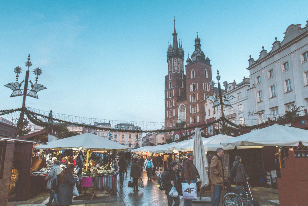 Food, Chese & christmas market -