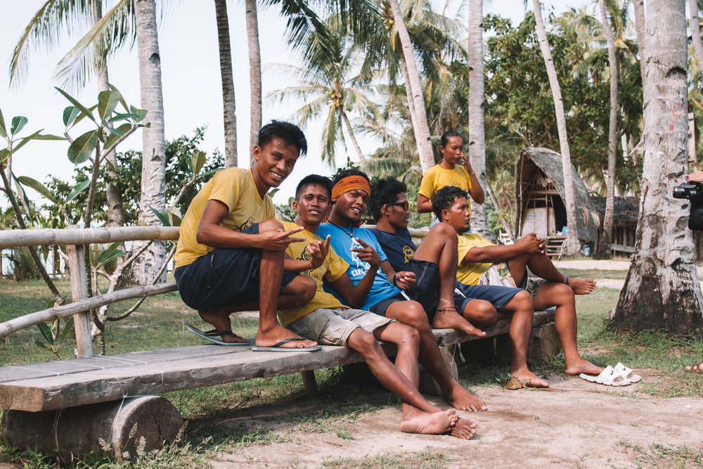 """TAO Expedition Crew - AKA """"The Lost Boys"""""""