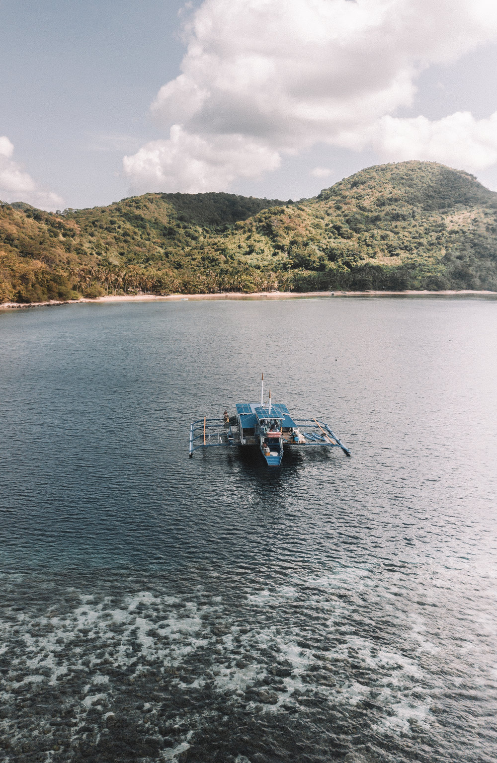 Paradise playground - Of deserted islands.