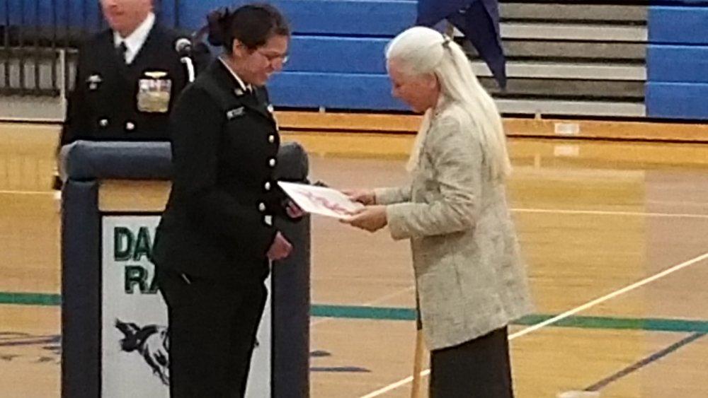 2015 ROTC Award