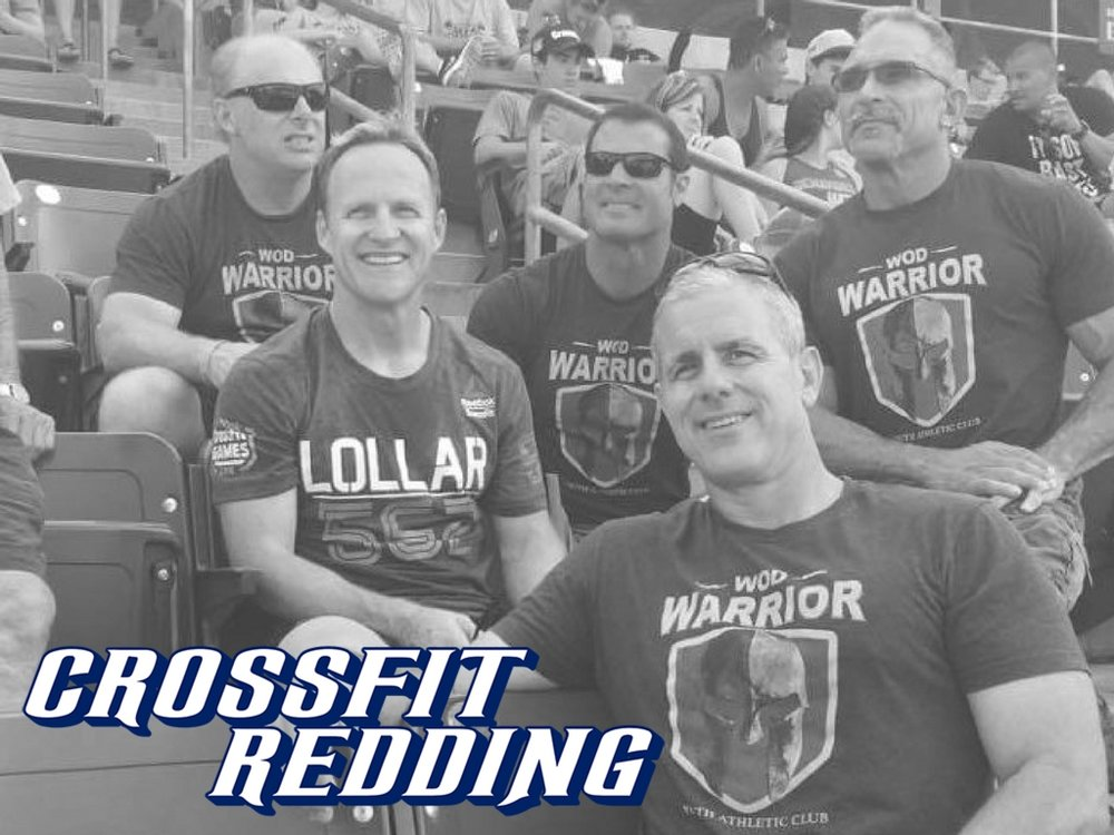 CrossFit Redding -