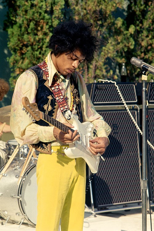 jimiallenhendrix: Soundcheck: The Hollywood Bowl, California 1967-08-18