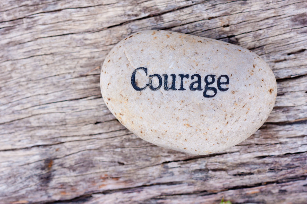COURAGEOUS COMMUNICATION -