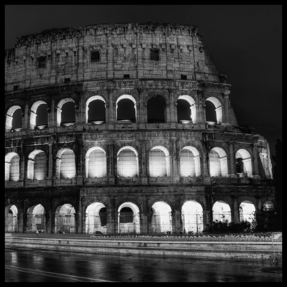 THE COLOSSEUM | MY FIRST GLIMPSE | 1999