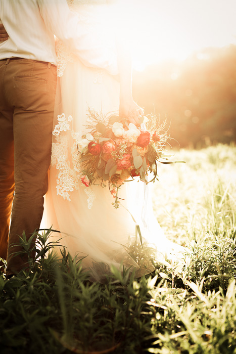 I died when I saw that sun come through this amazing bouquet...