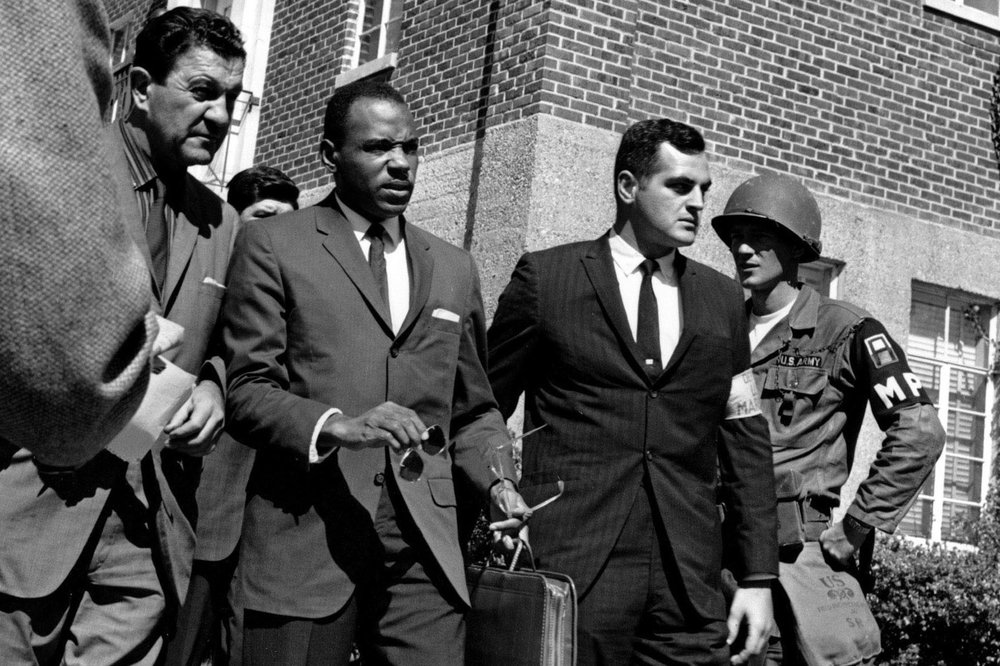 Open Doors: 50th anniversary of the desegregation of the University of Mississippi