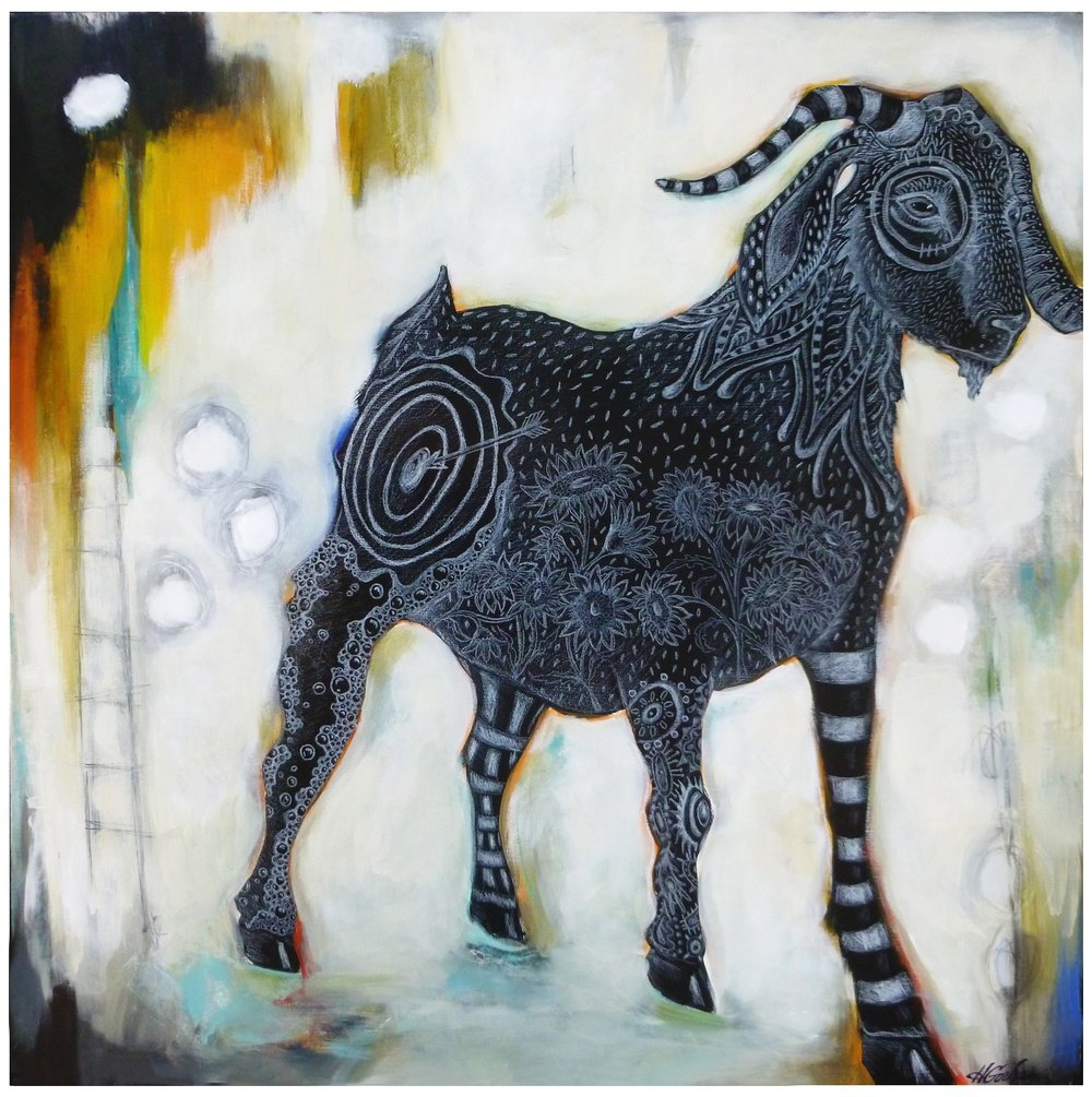 LA CABRA ILLUSTRADA (THE ILLUSTRATED GOAT)